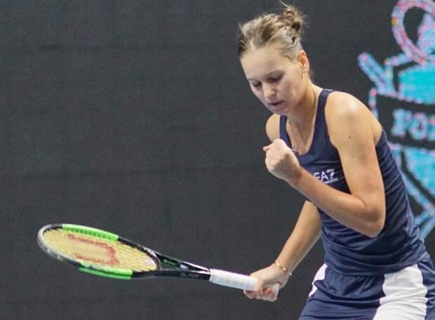 Кудерметова вышла в третий круг первого теннисного турнира сезона-2021. В субботу будем ждать пополнения