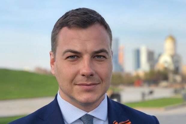 Петр Попов. Фото: пресс-служба