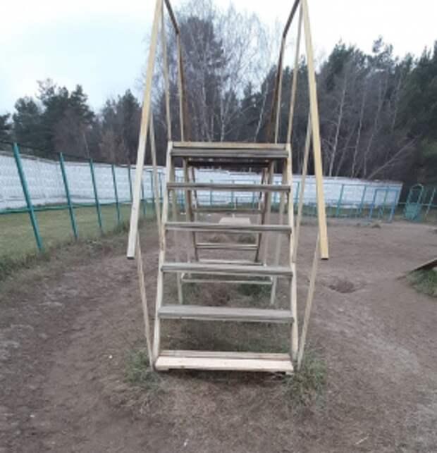 """Ступеньки починили / Предоставлено ГБУ """"Жилищник"""""""
