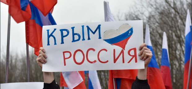 «Люди выбрали Родину». Эксперт дал оценку печальному для Киева опросу в Крыму