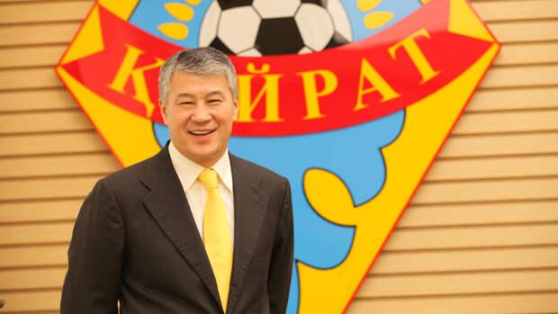 ВПодмосковье появится новый футбольный клуб «Кайрат-Москва»