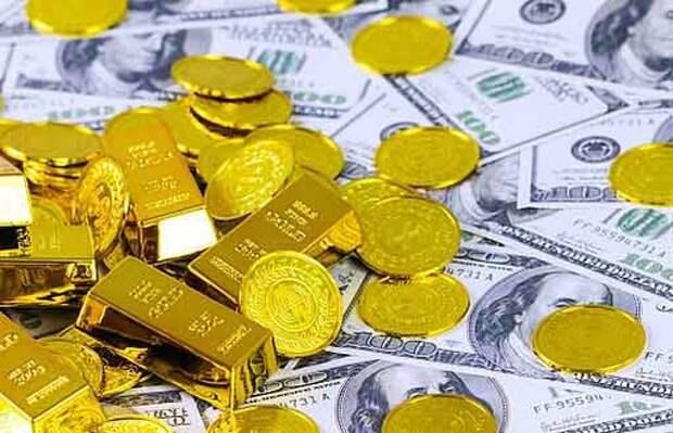 Прогноз цены золота на 23 апреля 2021: откат от 200-дневной EMA