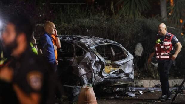 Израильтянка поскользнулась по дороге в бомбоубежище и погибла