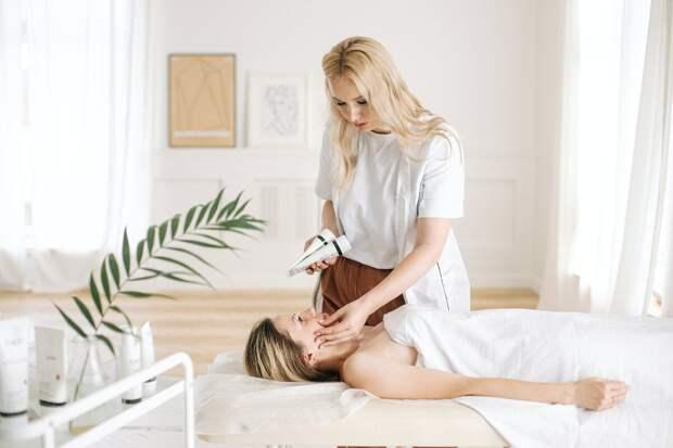 массажи для очистки лимфы
