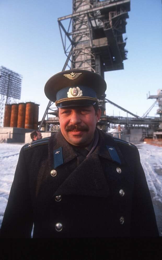 Байконур в 1996 году