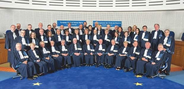 Судьи ЕСПЧ на поводке у Джорджа Сороса