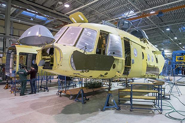 Есть опасения, что производство наиболее прибыльного продукта — Ми-8 — постепенно переместится на Улан-Удэнский авиационный завод