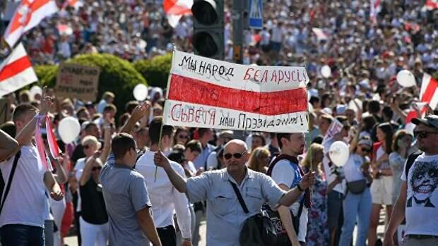 Белоруссия: этап протестов пройден