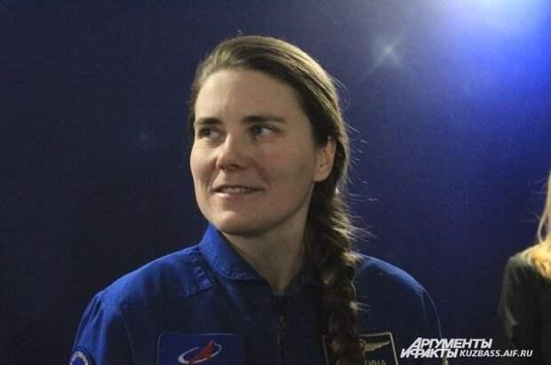 Анна Кикина планирует полететь на МКС осенью 2022 года
