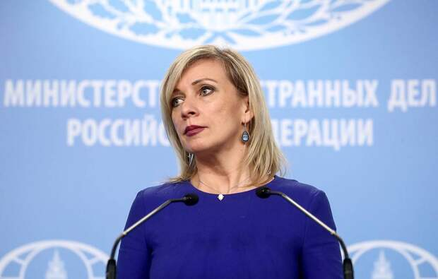 Официальный представитель МИД России Мария Захарова Валерий Шарифулин/ТАСС
