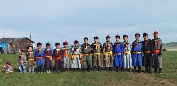 Потрясающая монгольская легенда о происхождении бурятских родов