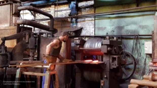 Украина возвращается к России из-за критической ситуации в промышленности