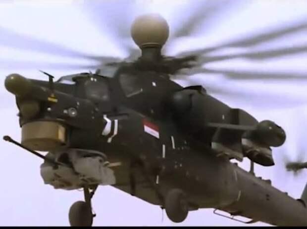 Папа Римский прокатился на российском военном вертолёте
