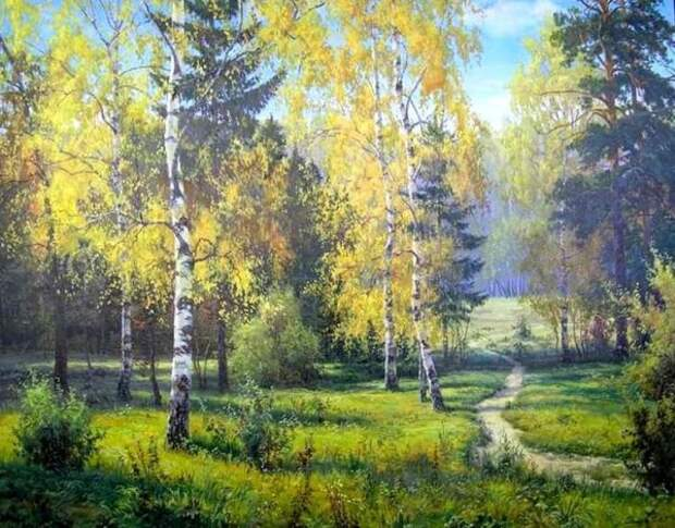 художник Игорь Прищепа картины - 30