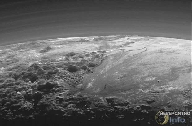 На Плутоне обнаружен океан