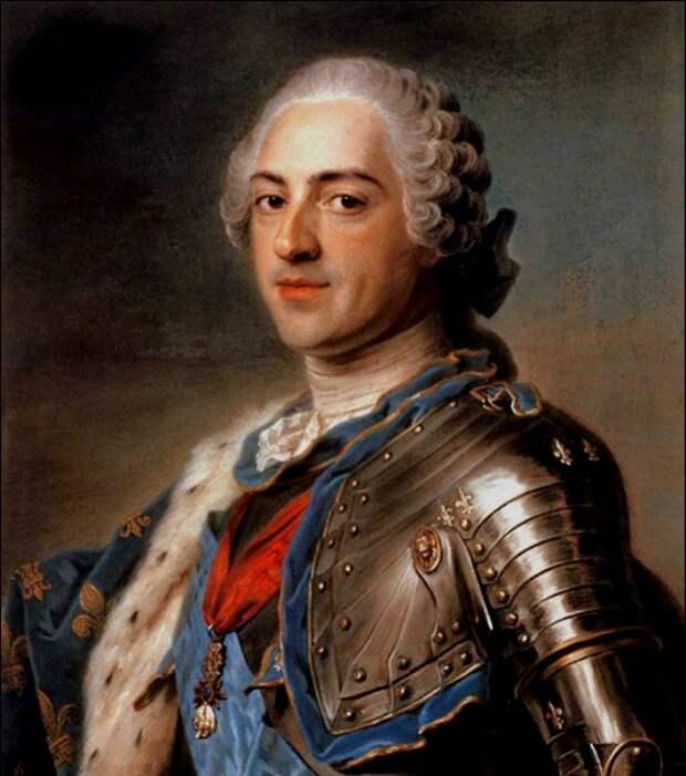 Гарем по-европейски: несовершеннолетние наложницы Людовика XV (ВИДЕО)