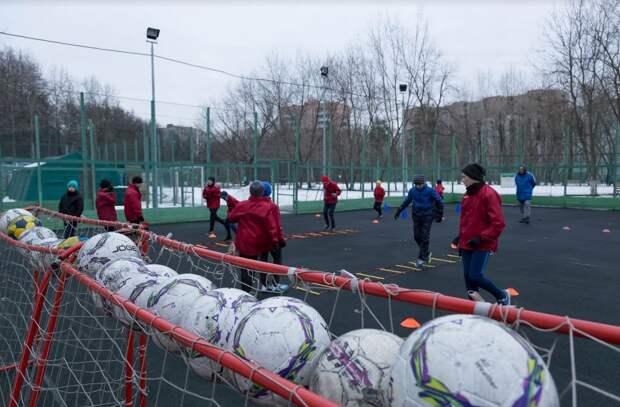 Одна из просьб жителей - крытый футбольный манеж/ Арина Вакулина