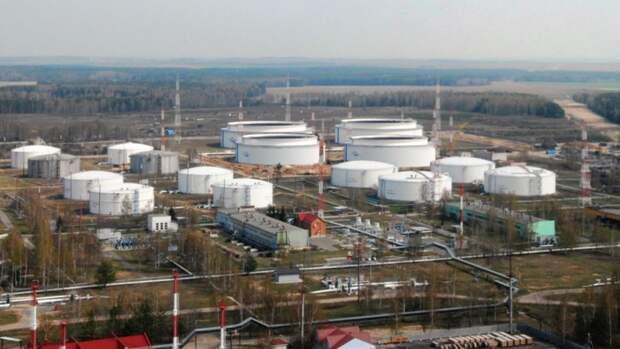 Белорусские НПЗ виюне получат около 1,1млн тонн российской нефти
