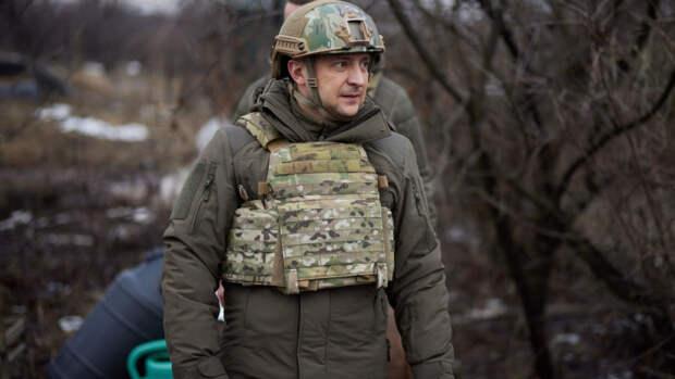 Украинский эксперт Землянский указал на страх Зеленского