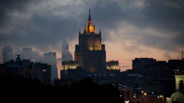 МИД РФ: Москва еще не получила ответа от Чехии по поводу задержания россиянина