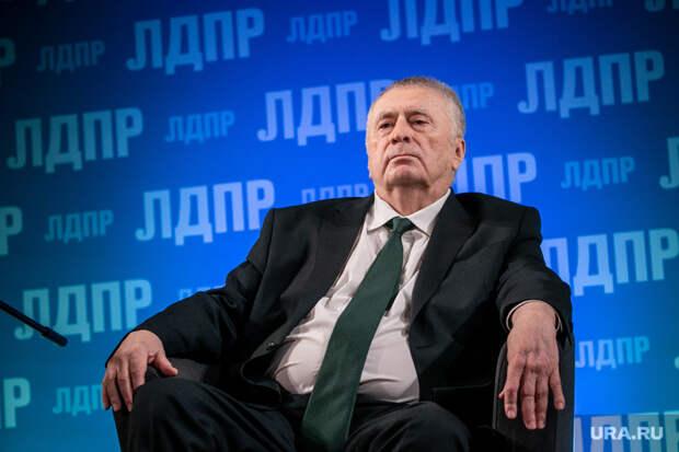 Жириновский обвинил власти РФвфальсификации выборов