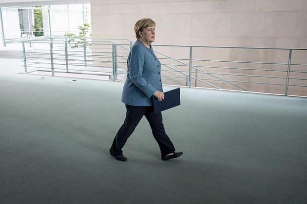 Меркель не исключила введение санкций против «Северного потока — 2»