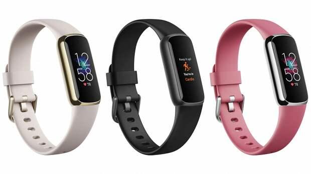 Google выпустит фитнес-браслет Fitbit Luxe с GPS. Качественные изображения и характеристики
