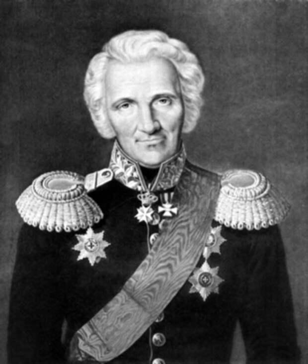 Министр народного просвещения Российской империи, генерал от инфантерии, светлейший князь Карл Ливен