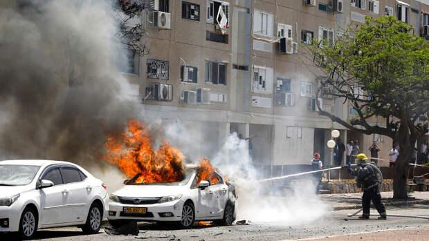 Песков: в РФ крайне обеспокоены происходящим на палестино-израильской границе
