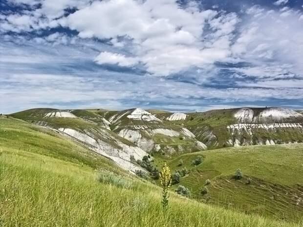 """""""Ульяновская Швейцария"""": живописные Сенгилеевские горы"""
