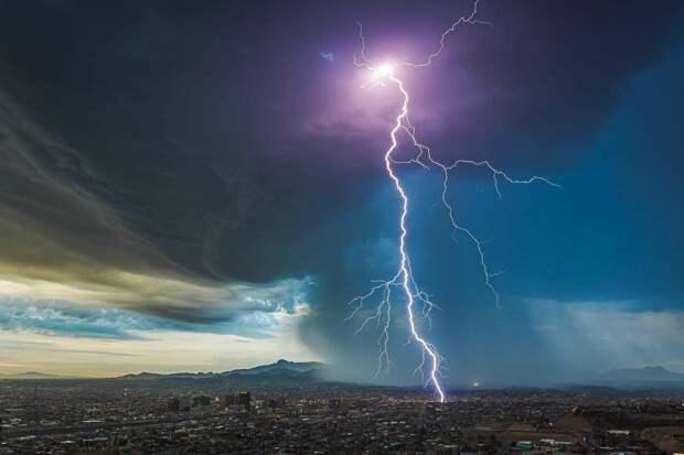 Лучшее от фотографов погоды 2020 (ч.I)