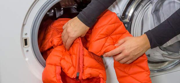 9 Правил Стирки Пуховиков И Курток