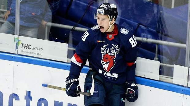 Новой звездой КХЛ всерьез заинтересовались в Америке. Жафяров будет выбирать между «Чикаго» и «Детройтом»?