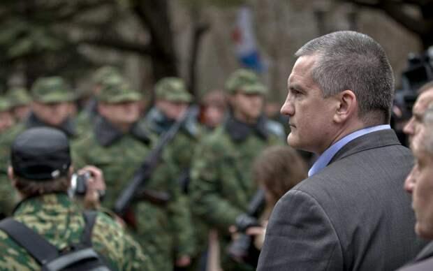 Аксёнов знал, что надо брать Херсон – иначе Крым будет без воды