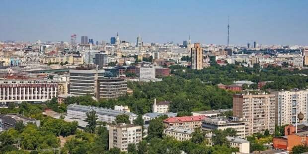 Собянин отметил эффективность антикризизисных мер поддержки МСП фото: mos.ru