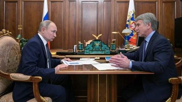Глава «Новатэк» сообщил оработе «Ямал СПГ» на114% отпроектной мощности