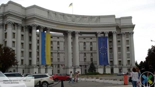 МИД Украины отреагировал на заявление Великобритании о запрете выезда украинцев из страны