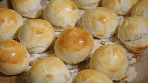 А вы помните вкус этих булочек? \ Фото: edimdoma.ru.