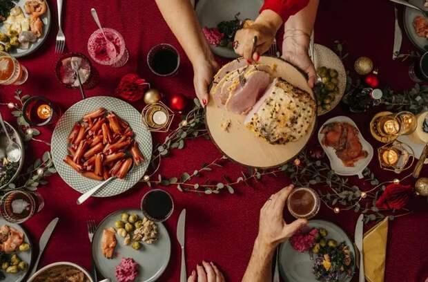 Как не потолстеть за праздничным столом