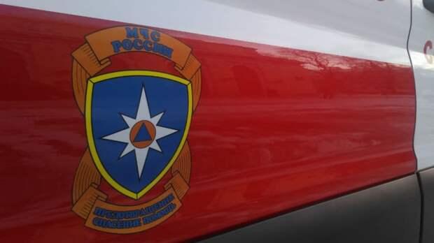 МЧС обнародовало видео с места авиакатастрофы под Архангельском