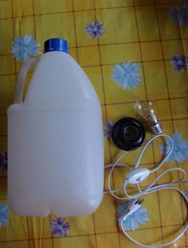 Вторая жизнь пластиковых бутылок