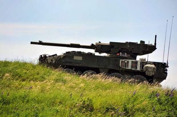 «Высвободить ресурсы и рабочую силу» для новых разработок. Армия США отказалась от противотанковой версии «Страйкера»