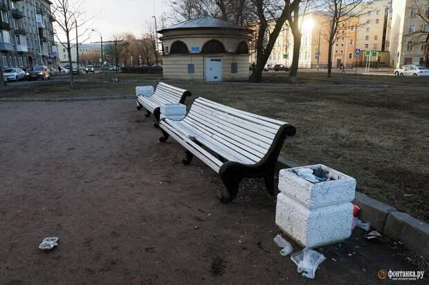 Парки на прокачку. За благоустройство каких зелёных зон петербуржцы смогут проголосовать в апреле