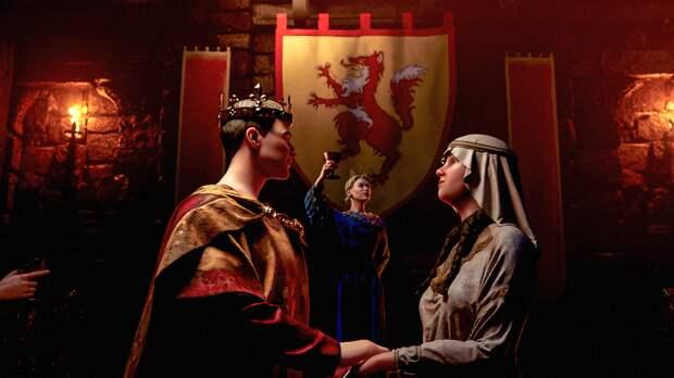 Новое дополнение Crusader Kings 3 позволит вам создать свою культуру