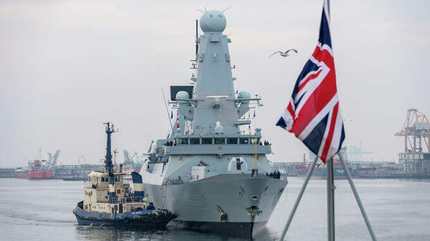 Начальник штаба обороны Великобритании Картер назвал Россию серьезной угрозой