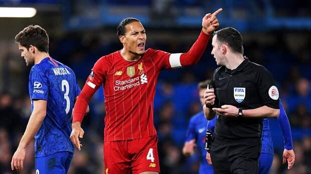 «Ливерпуль» показал, как ван Дейк восстанавливается после травмы