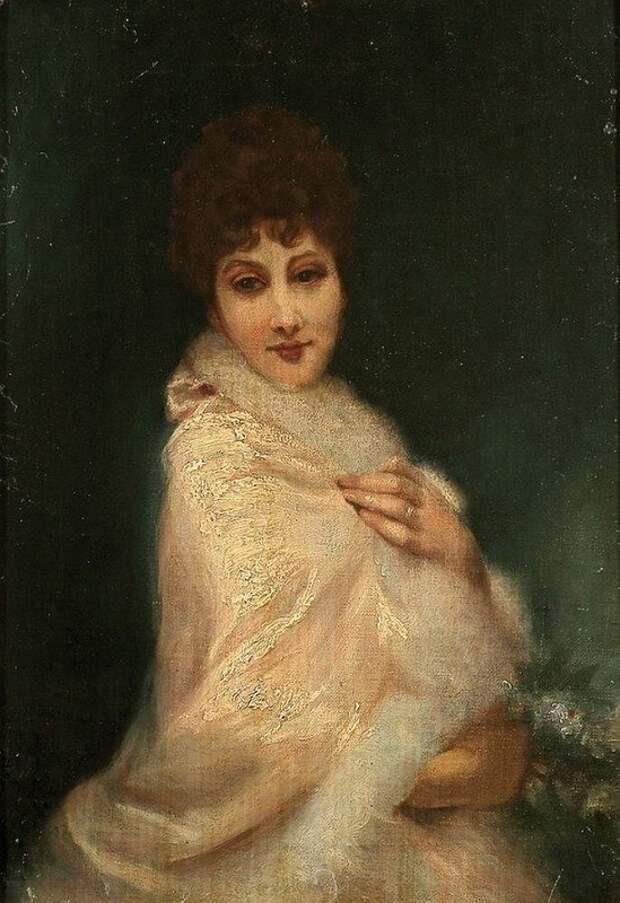 Перуанский художник Daniel Hernandez Morillo (1856-1932)