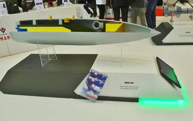 Современные проникающие (бетонобойные) авиабомбы