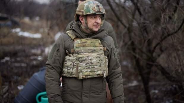 Зеленский подписал закон, позволяющий за сутки провести мобилизацию при эскалации в ЛДНР