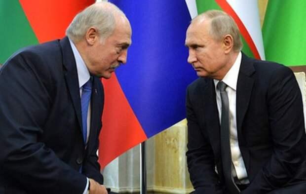 Политолог Жарихин оценил переговоры Путина и Лукашенко